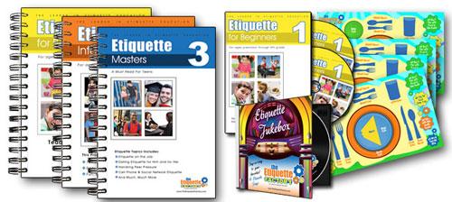 Etiquette Factory 3 Phase Learning Program